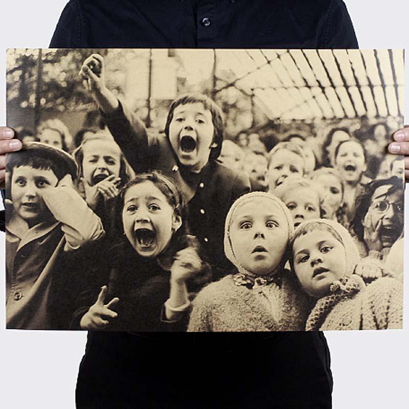 Винтажный постер Фильм Ретро аниме автомобиль плакаты и принты кофе/кухня/гостиная декоративная живопись крафт-бумага наклейки на стену - Цвет: 065