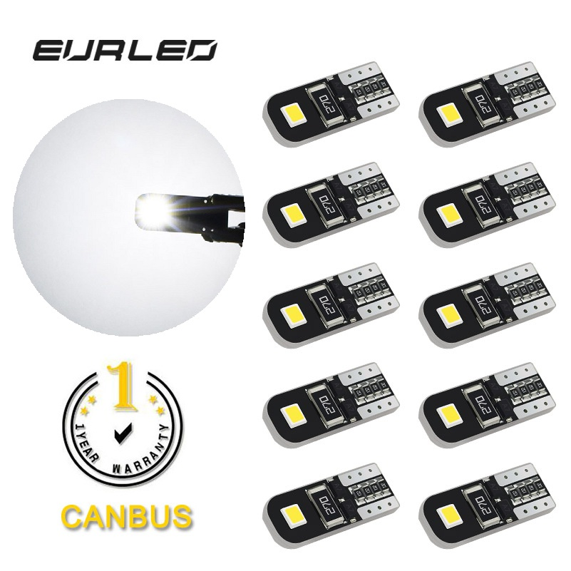 2 x H4  WHITE CREE LED SMD 30W CANBUS BULB LIGHT CITROEN DS3 HATCH 2009 50