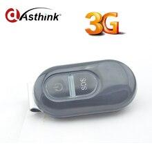 2g 3G WCDMA GPS gprs del perseguidor SOS de alarma Personal Con Google mapa Para niños Se Admiten Perros Vehículo Mini Impermeable GPS Tracker Localizador
