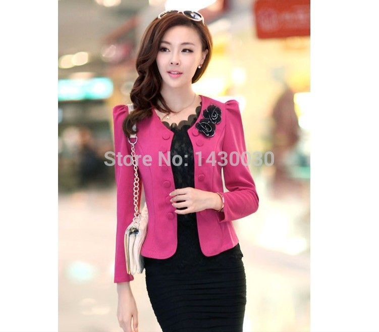 Blazer Short Jacket Promotion-Shop for Promotional Blazer Short