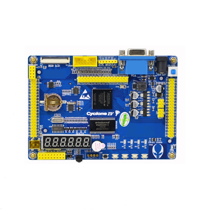 FPGA Development Board Altera EP4CE10 NIOSFPGA Development Board Altera EP4CE10 NIOS
