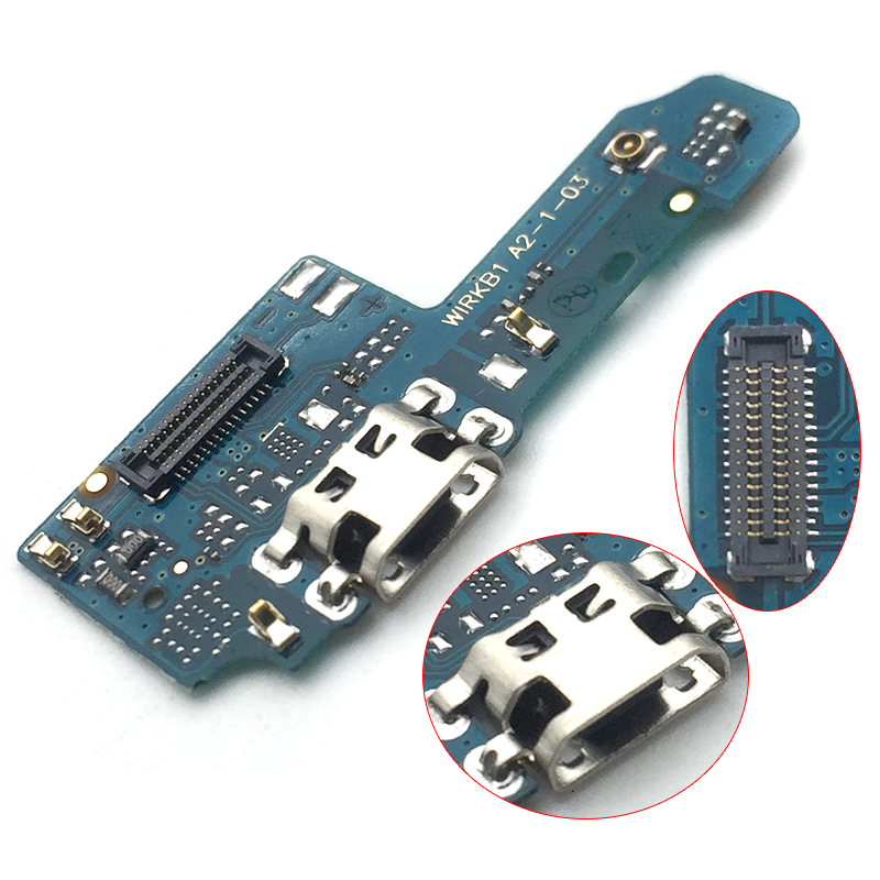 Micro USB Port Connector For Asus Zenfone Max Plus M1 ZB570TL X018DC Dock Connector Charging Port Flex Cable