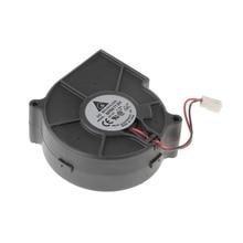 BFB0712H 7530 DC 12V 0.36A шарикоподшипник Вентилятор проектора центробежный вентилятор охлаждения Mar28