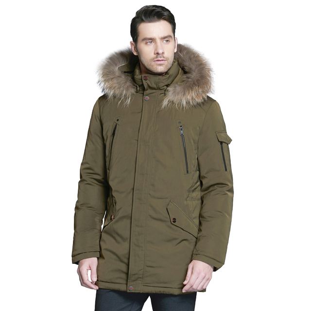 Зимняя куртка ICEbear 17MD903D