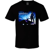 Summer 2018 New  The Wraith 80's Sci Fi Movie T Shirt Funny Printing T Shirts Men Short Sleeve T-shirts