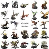 Jimusuhutu Japanese Capom Video Game Monster Hunter PVC Collection Models Goa Magara Lioleus Ksardaora Akamtorum Action
