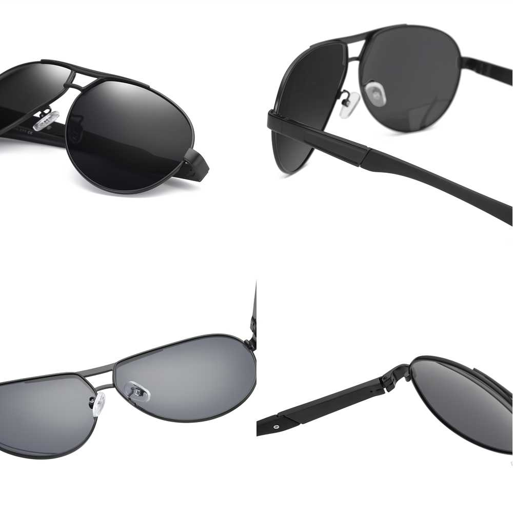 81fc9651d0 ... Pro Acme Classic Men Polarized Sunglasses Polaroid Driving Pilot  Sunglass Man Eyewear Sun Glasses UV400 High ...