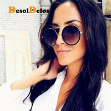 2019 Gothic Steampunk Round Metal Sunglasses Men Women Mirror Eye Sun Glasses Brand Designer Retro Vintage Oculos UV400