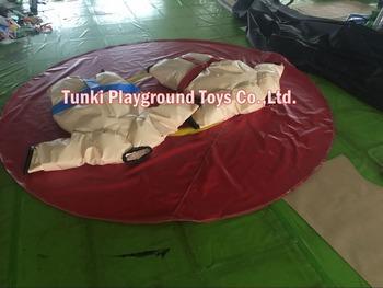 Beżowy sumo garnitury kostiumy dla dzieci tanie i dobre opinie 6 lat Cloth TKSS Plac zabaw na świeżym powietrzu Ball Pool