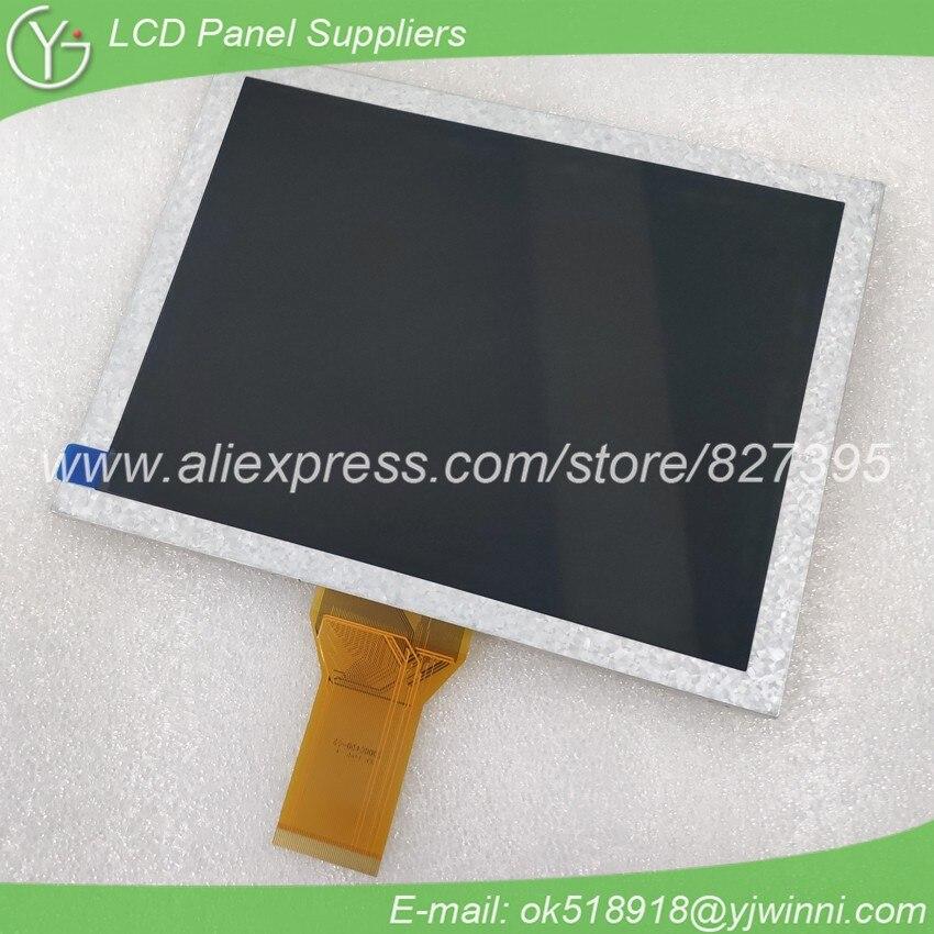 8 800*600 tft lcd ekran EJ080NA-05B8 800*600 tft lcd ekran EJ080NA-05B