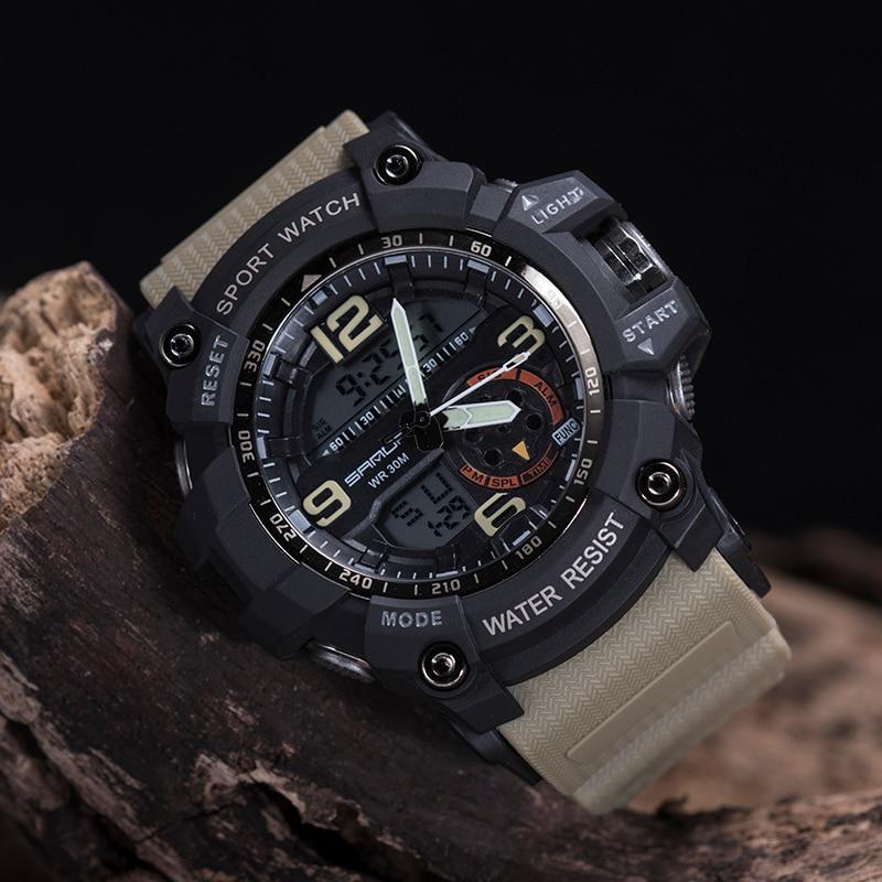 Waterproof S Shock Wristwatches  1