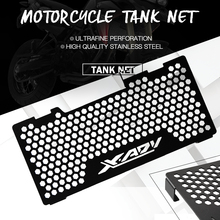 For Honda XADV 750 X-ADV Accessories Motorcycle Radiator Guard Cover Aluminum alloy Black Protector