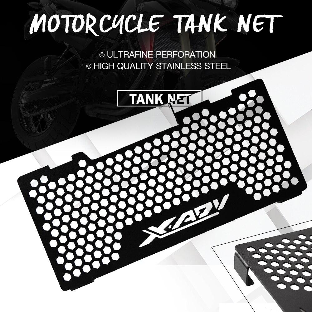 For Honda XADV 750 X ADV 750 Accessories Motorcycle Radiator Guard Cover Aluminum Alloy Black Radiator