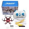 H20 mini rc drone jjrc 6 eixos originais dron micro quadcopters drones voando helicóptero de controle remoto profissional toys