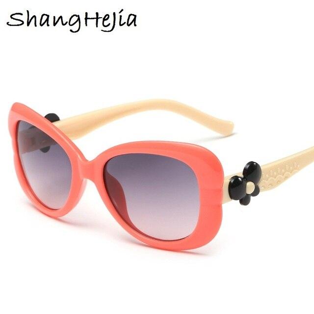 124ae1ca8 حار الأطفال النظارات الشمسية الطفل الفتيات الأميرة لطيف Bownot نظارات شمسية  نظارات حديثة الطراز الاطفال عينية