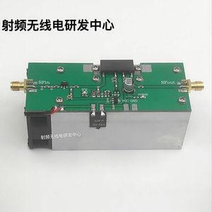 Image 2 - مضخم طاقة راديو عالي الجودة 433 ميجا هيرتز 350 480 ميجا هيرتز 13 وات UHF RF مضخم طاقة AMP DMR مع جهاز تبريد