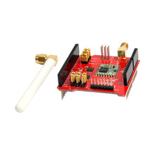 Lora Shield Long Distance Wireles 868Mhz/915Mhz/433Mhz for Arduino Leonardo, UNO, Mega2560, Duemilanove, Due