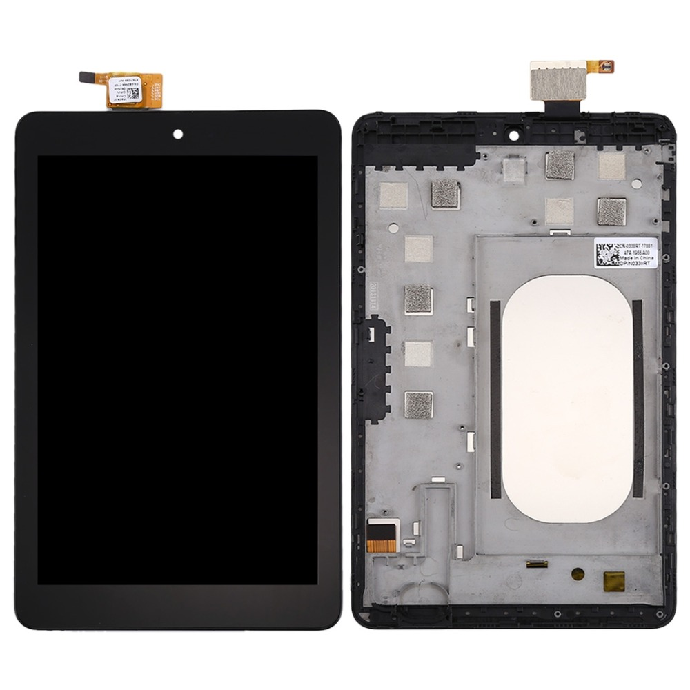 for Dell Venue 8 3830 LCD Display Touch Panel with Frame