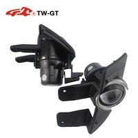TW GT DIY 2.5 Inch hid bi xenon foglamp projector lens foglight spot light H11 for VOLKSWAGEN GOLF VI GTI GTD GTR 2009 2012