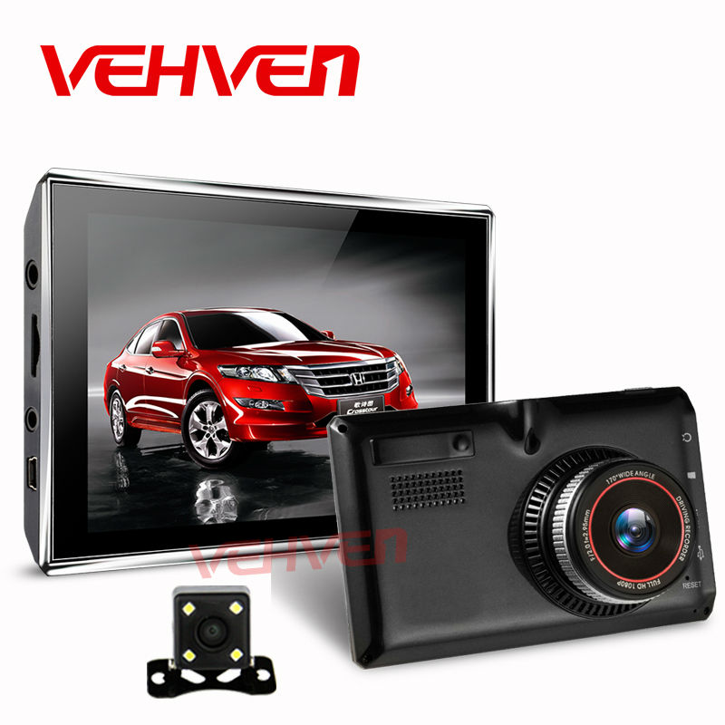 5 inch Car GPS Navigation Android 512Mb 8Gb Car DVR 1080P With Rear View Camera Truck