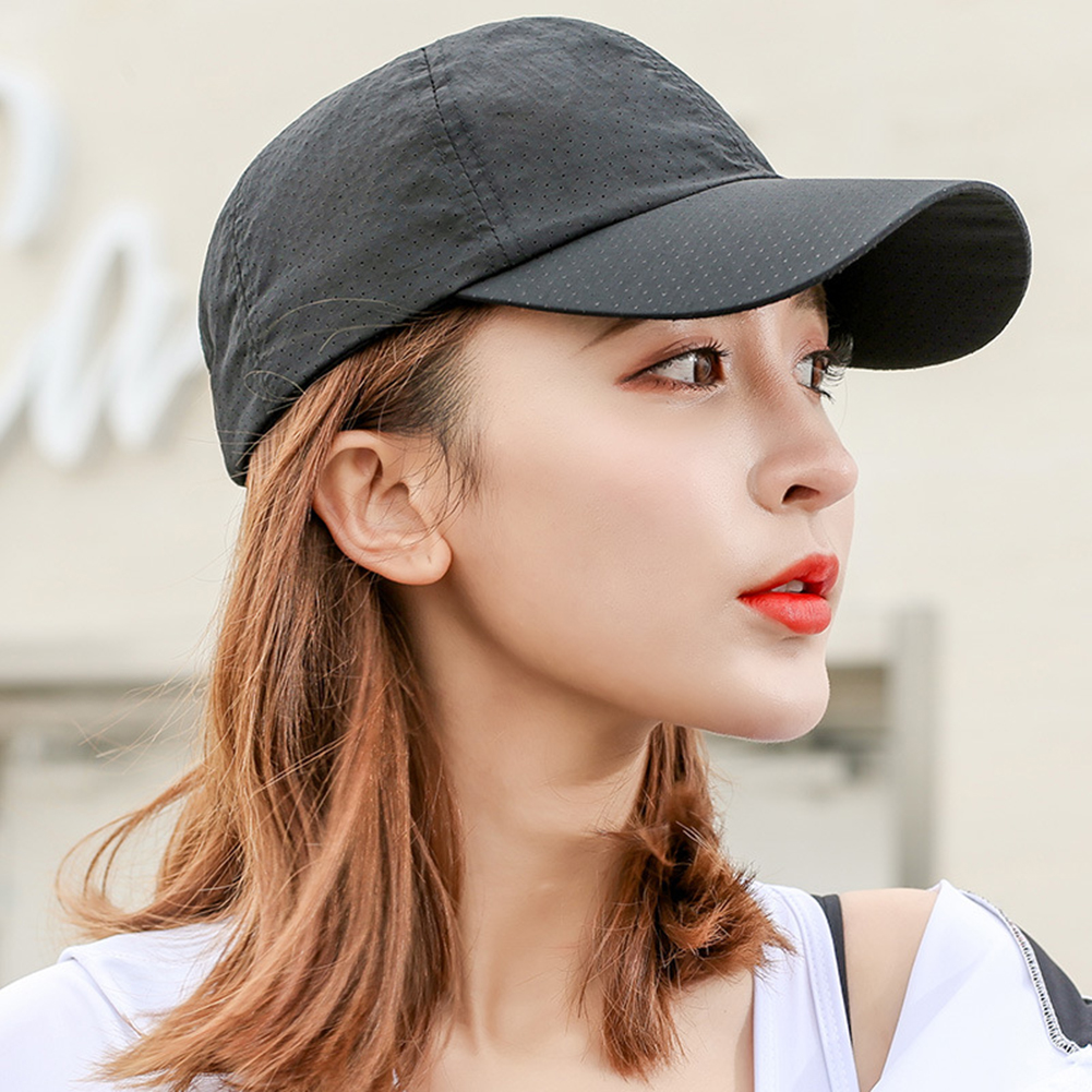 Men Women 2019 Summer Snapback Quick Dry Mesh   Baseball     Cap   Dad Hat Sun Hat Bone Breathable Hats bones masculino de marca touca