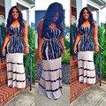 Африканская Одежда Традиционный Настоящее Продажа Африканские Платья Новое Прибытие Полиэстер 2016 Довольно Женской Одежды
