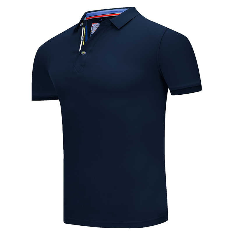 High quality Cotton Men Polos Shirt Tops quick dry short sleeved tennis shirts slim Men's/women sportswear Badminton Shirt