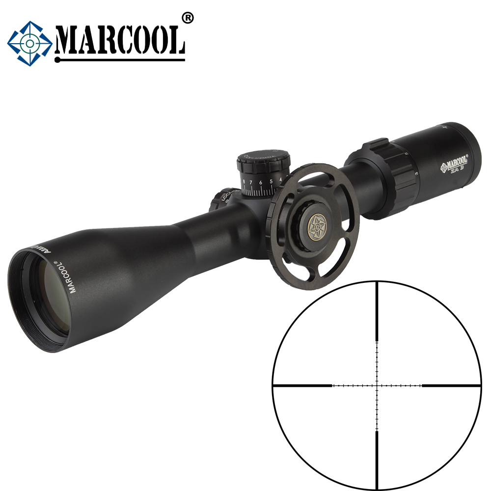 MARCOOL 3-12X44 SF Optics Sight Riflesocpe Airsoft Air AirRifles Guns Hunting Rifle Scope Rifle With Big Wheel For Pneumatic Gun