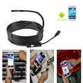 IP67 Waterpoof  5.5mm Diameter Endoscope Inspection Camera 3.5 Meters Cable For Windows 7 Android System Mobile Phone