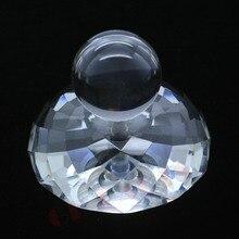 Cristal Artificial Estabilizador de la Placa Giratoria del Vinilo LP DISCO Pinza Vibración Equilibrada 90x62mm ENVÍO GRATIS