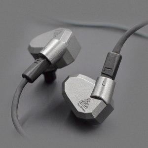 Image 3 - KZ ZS5 היברידי אוזניות 2DD + 2BA דינמי מאוזן אבזור ספורט אוזניות בידוד רעש באוזן אוזניות HiFi מוסיקה אוזניות