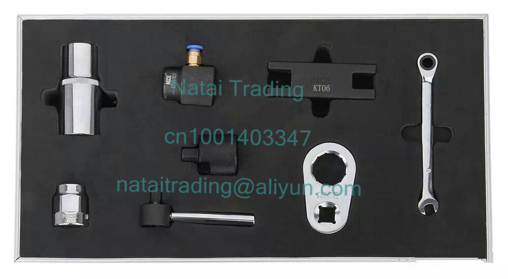 for CAT320 diesel injector disassembly tools, fuel injector valve remove and common rail injector repair tool kits