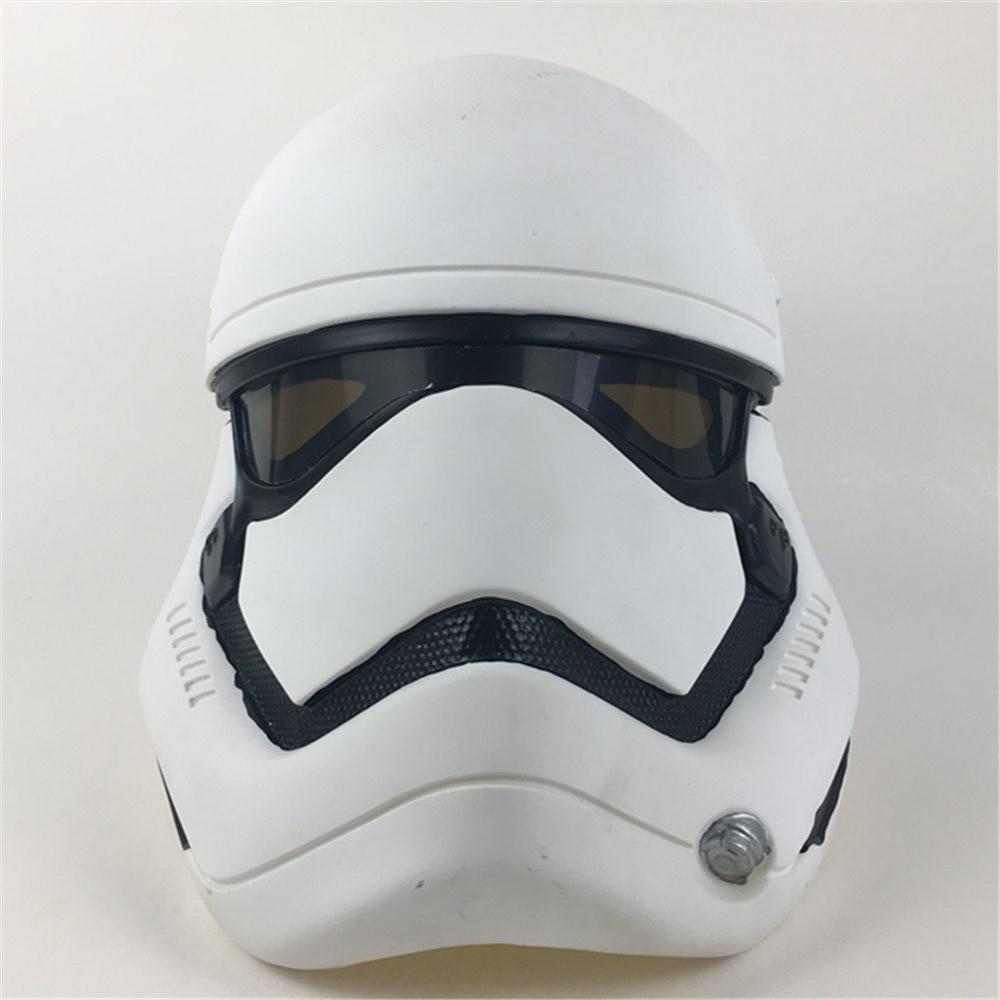 حرب النجوم القوة يوقظ stormtrooper تأثيري pvc - ازياء كرنفال