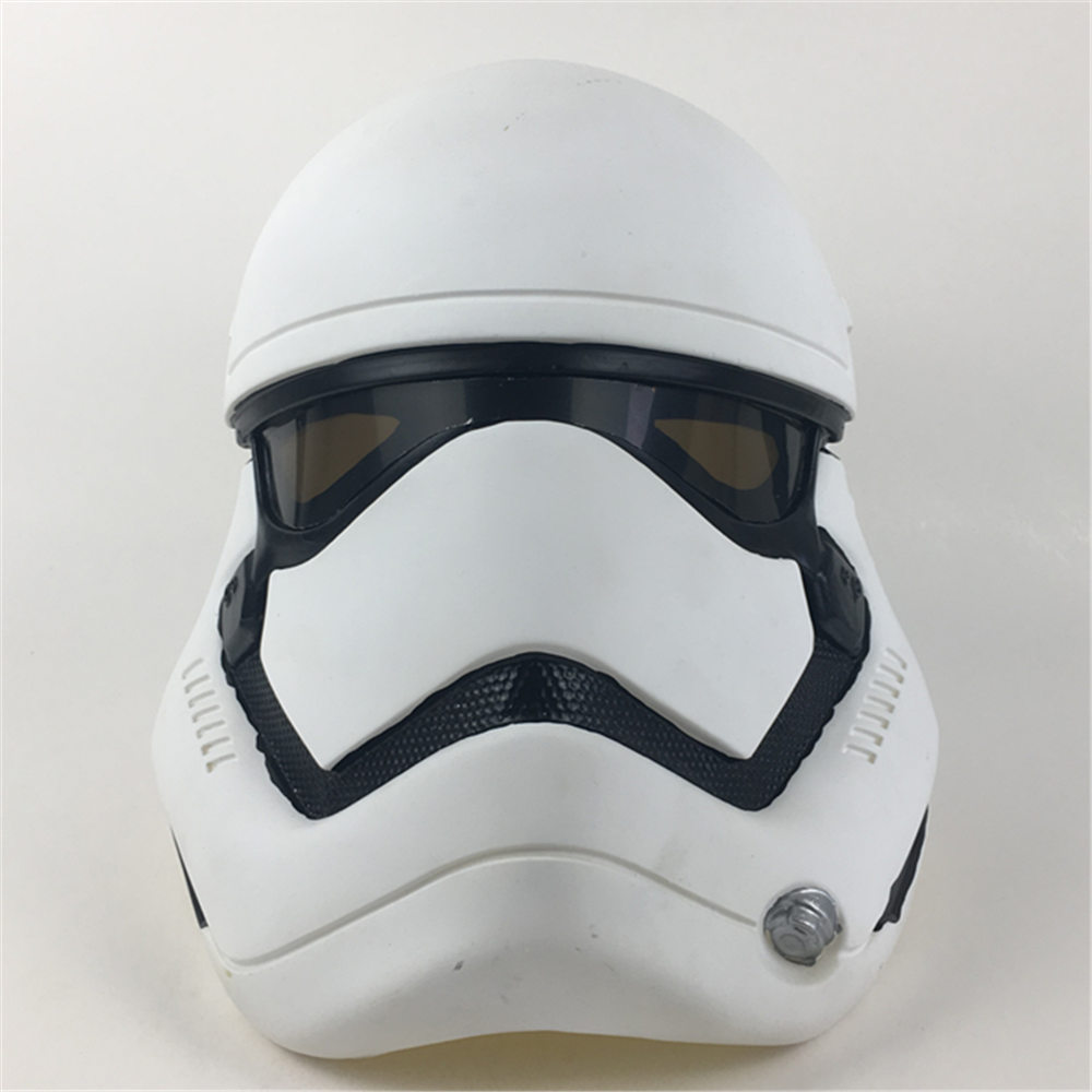 Star Wars The Force Awakens Stormtrooper Cosplay PVC-helm Adult Party - Carnavalskostuums