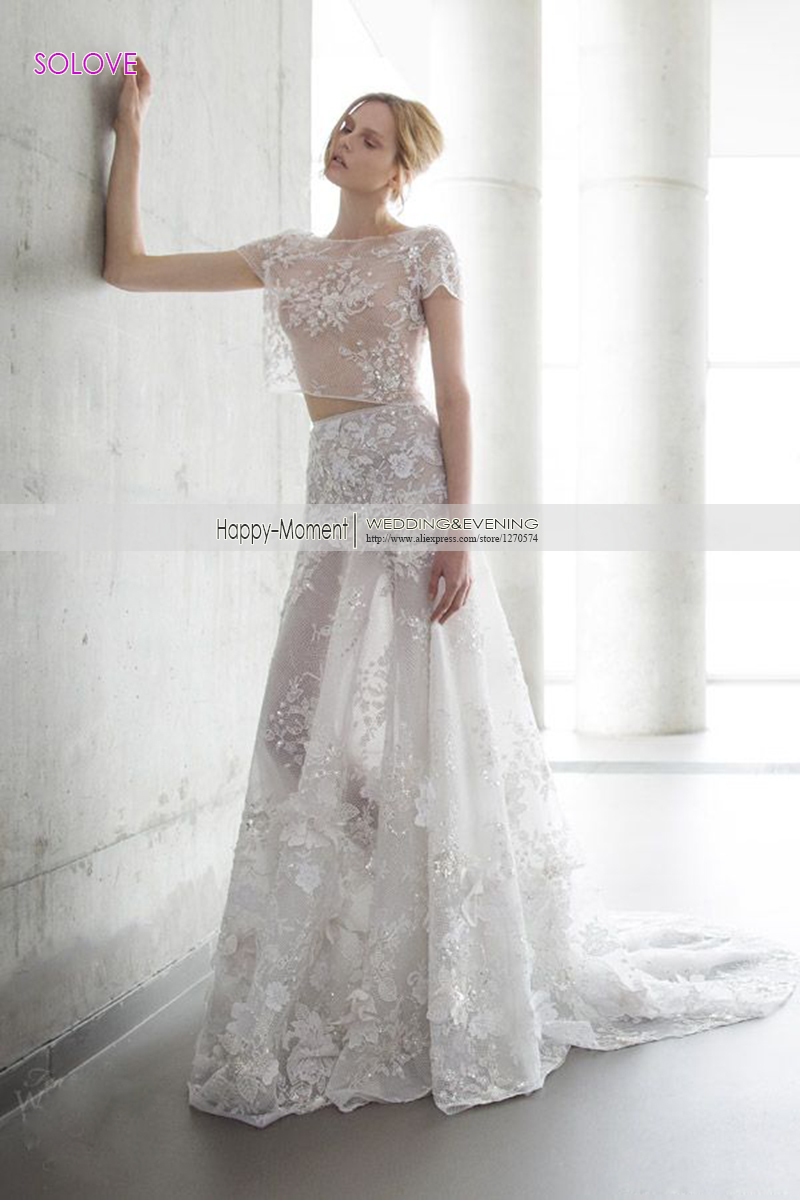 Wedding Dresses 2 Piece - Wedding Dresses Asian