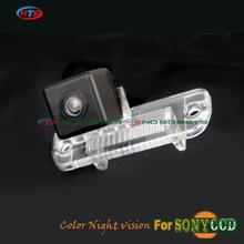 Para sony ccd r benz ml w164 gl 350 mb coche cam cámara de Copia de seguridad de gran angular de Visión Trasera de Aparcamiento cámara de Marcha Atrás sin hilos de alambre