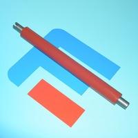 Freies Shiping Nieder Fuser Roller für Konica Minolta Bizhub C552 C652 C550 C650 C451 C452 Druck Roller 451 452 552 652 550 650-in Drucker-Teile aus Computer und Büro bei