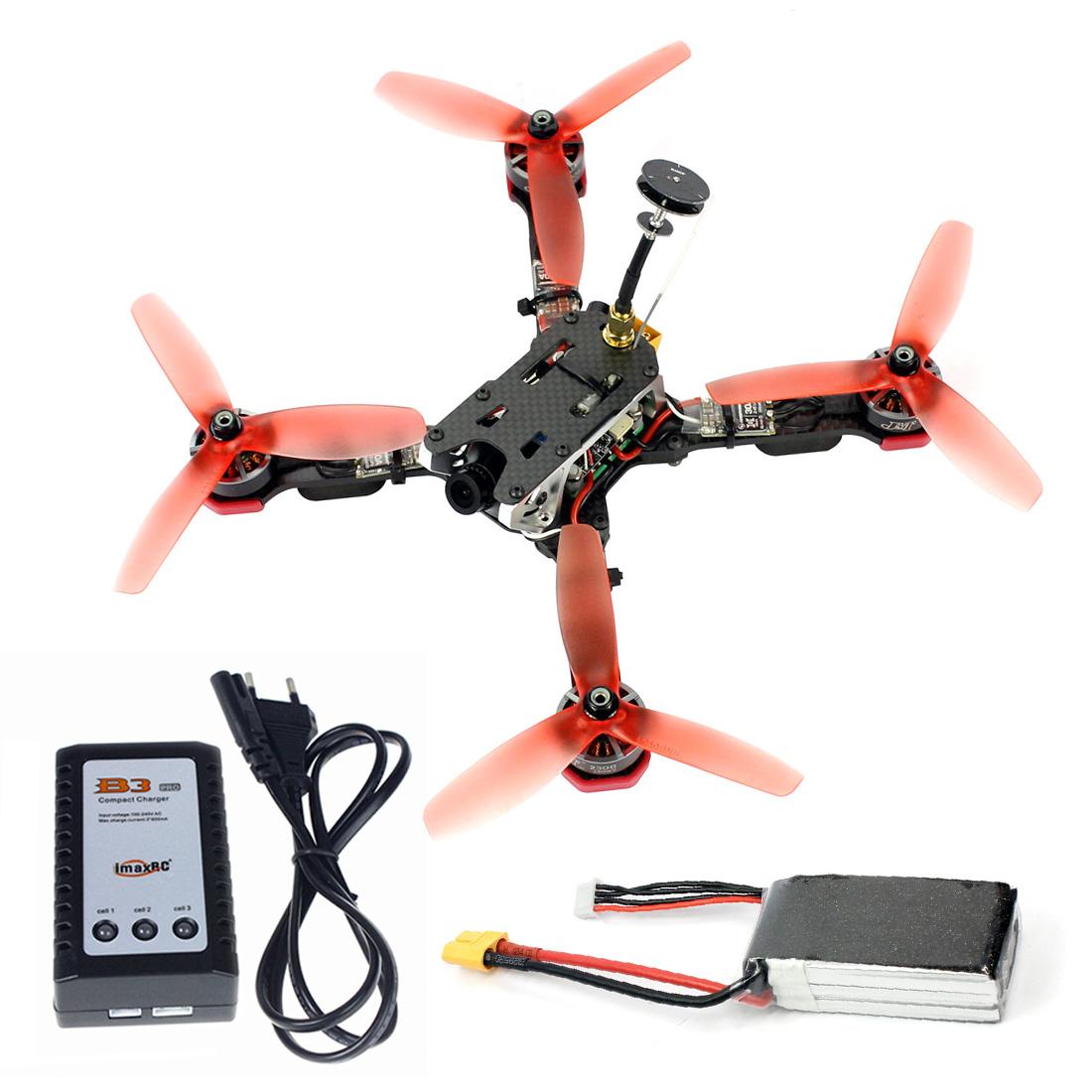 FPV Racer Drone DIY Quadcopter VTX Frog 218mm BNF/PNP Betaflight F4