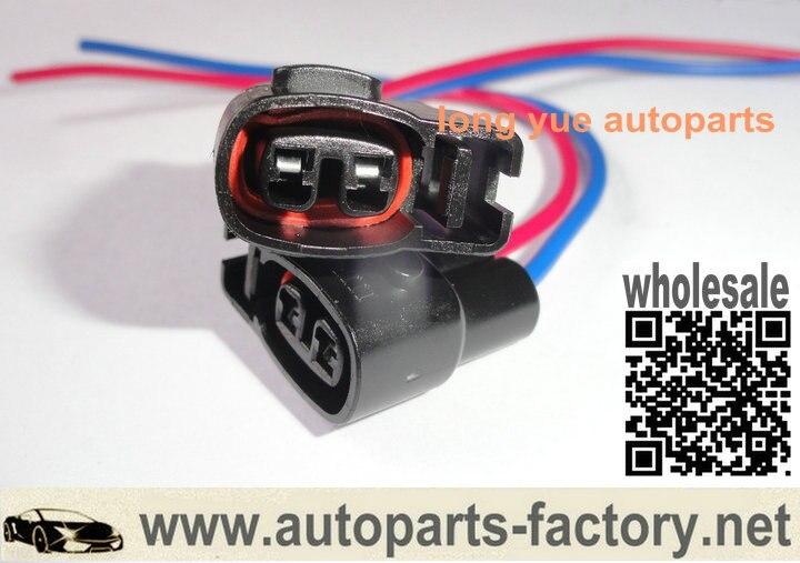 Longyue 10pcs Ignition Coil Pack Connector Pigtail Case For Toyota Supra 1JZ 2JZ Soarer Verossa SuperSpark SSCP-1JZ Supra