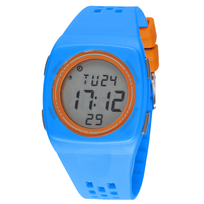 PANARS Kid Digital Watches Fashion Luminous Children Watch Ultra-thin Core Multi Function Waterproof Digital Watches For Girls