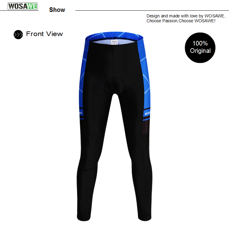 3 cycling pant front view