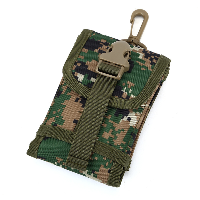 Outdoor Sports Military Fans Big Screen Handytasche Camouflage - Angeln