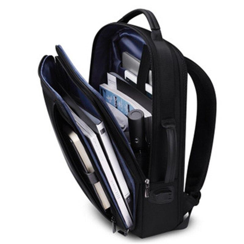 Męskie backpa2019 nowy Anti theft moda mężczyźni plecak wielofunkcyjny wodoodporna 15.6 cal torba na Laptop mężczyzna USB ładowania podróży torba w Plecaki od Bagaże i torby na  Grupa 3