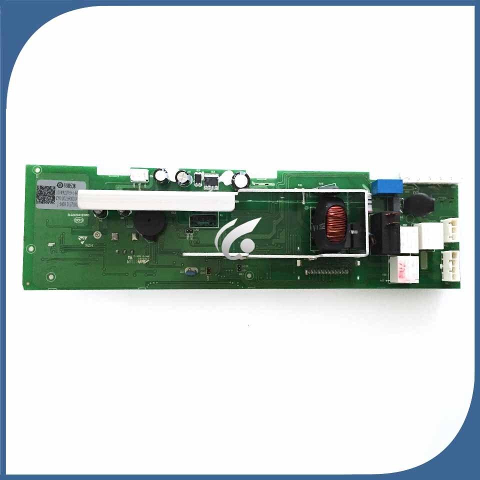 Nouveau bon pour la carte mère de machine à laver 0021800014D ordinateur de bord avec le verrou