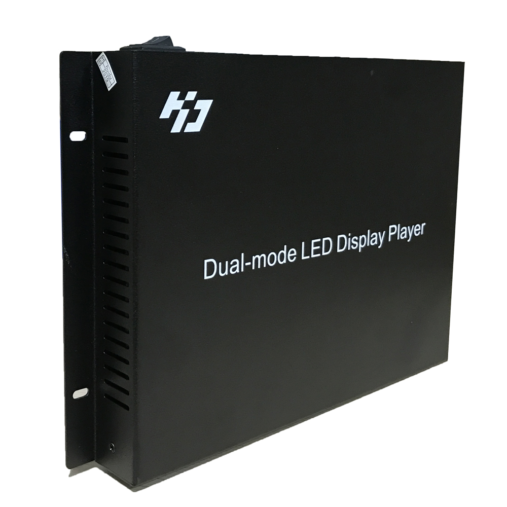 LED Display Control System HD-A601 A602 A603 Syn-Asyn Dual-mode HD Player Box FullColor LED Controller