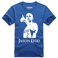 2016 Summer Mavericks Jason Frederick Kidd men's T-shirt for kids mens bodybuilding t-shirt child bodybuilding t-shirt