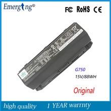 15 В 5900 мАч Оригинальный Новый ноутбук Батарея для ASUS A42-G750 G750J G750JH G750JM G750JS G750JW G750JX G750JZ
