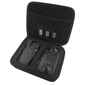 Image 3 - Sacoche pour EACHINE E58 X12 M69 M69S RC Drone accessoires coque rigide sac à main Portable sac de rangement étanche