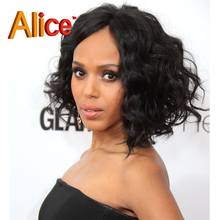 Curly Human Hair Wigs Bob Wig U Part Wigs Virgin Hair Brazilian Virgin Hair Full Lace Human Hair Lace Front Wigs Black Women