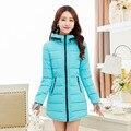 6XL Big Size Women Winter Jacket New Design Warm Gloves Sleeve Parka Mujer Female Adjustable Hooded Long Parka Coat ow0245